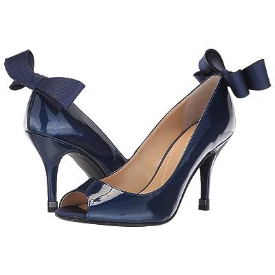 J. Renee Ellasee (Navy) High Heels