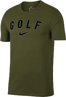 Nike Dry SS Graphics Tee Golf T-Shirt 2018