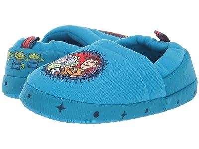 Josmo Kids Toy Story Slipper (Toddler/Little Kid) (Blue Multi) Boy