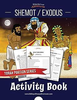 Shemot / Exodus Activity Book: Torah Portions for kids (Torah Portion Activity Books)