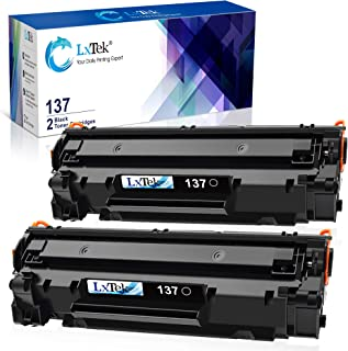LxTek Compatible Toner Cartridge replacement for Canon 137 CRG137 9435B001AA to use with ImageClass D570 LBP151dw MF232w M...