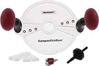Milescraft 1225 Compactsubbase - For Trim Routers & Compact Routers