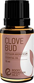 Rocky Mountain Oils Clove Bud Essential Oil 15ml - 100% Pure Essential Oils