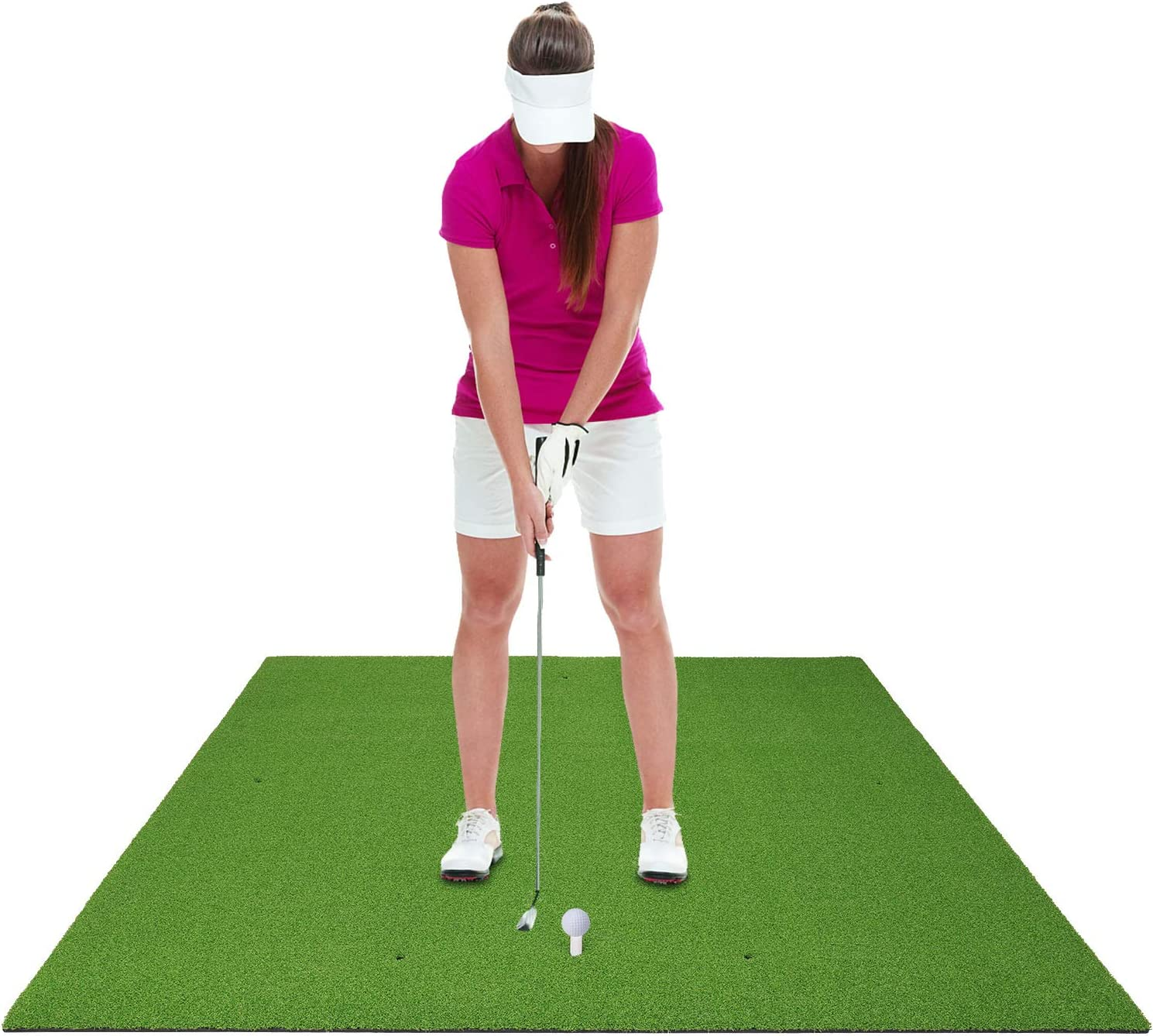 SkyLife Excellence Golf Practice Mat Limited time cheap sale 5' Chipping x Driving Hitti Putting