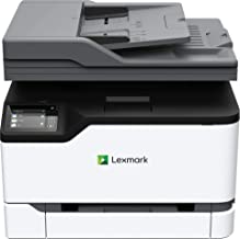 Lexmark MC3224adwe Color Multifunction Laser Printer with Print, Copy, Fax, Scan and Wireless Capabilities, Two-Sided Prin...