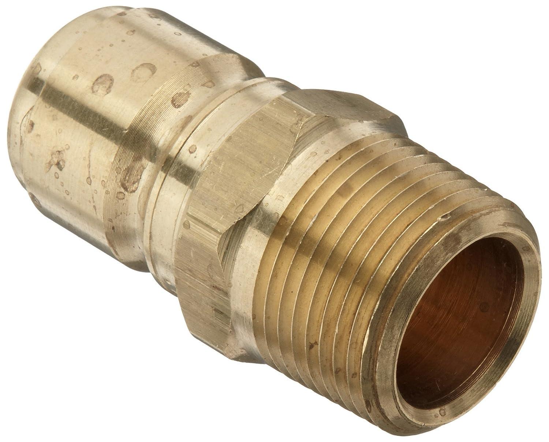 Dixon STMP6B Brass Hydraulic Quick-Connect 4