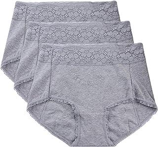 b001f26051 Amazon.ca  Grey - Panties   Lingerie   Underwear  Clothing   Accessories
