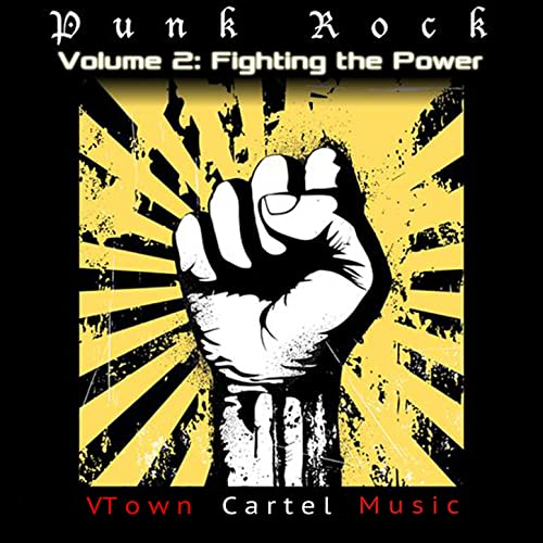 Punk Rock, Vol. 2: Fighting the Power by David Baldwin & Pat ...