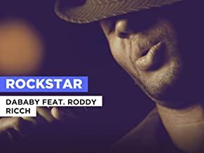 Rockstar in the Style of DaBaby feat. Roddy Ricch