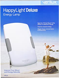 Verilux Light Bulbs and Healthy Living Fixtures HappyLight Deluxe Natural Spectrum Verilux Sunshine Simulator