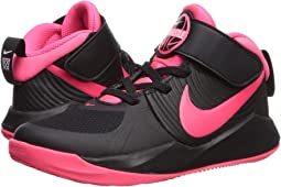 Black/Racer Pink/White