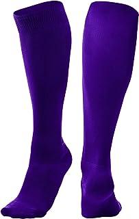 CHAMPRO Pro Socks, Single Pair, Adult Small, Purple