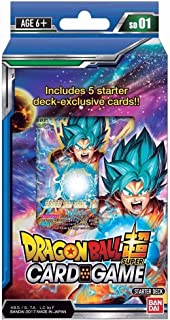 BCLDBST7177 Z The Awakening Dragonball Super Card Game Starter Deck