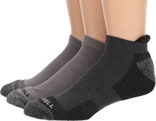 Merrell Men's Acrylic Wool Blend Hiker Low Cut Tab Socks 3 Pair