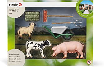 Figura 13641 Vaca de Raza Fleckvieh Schleich