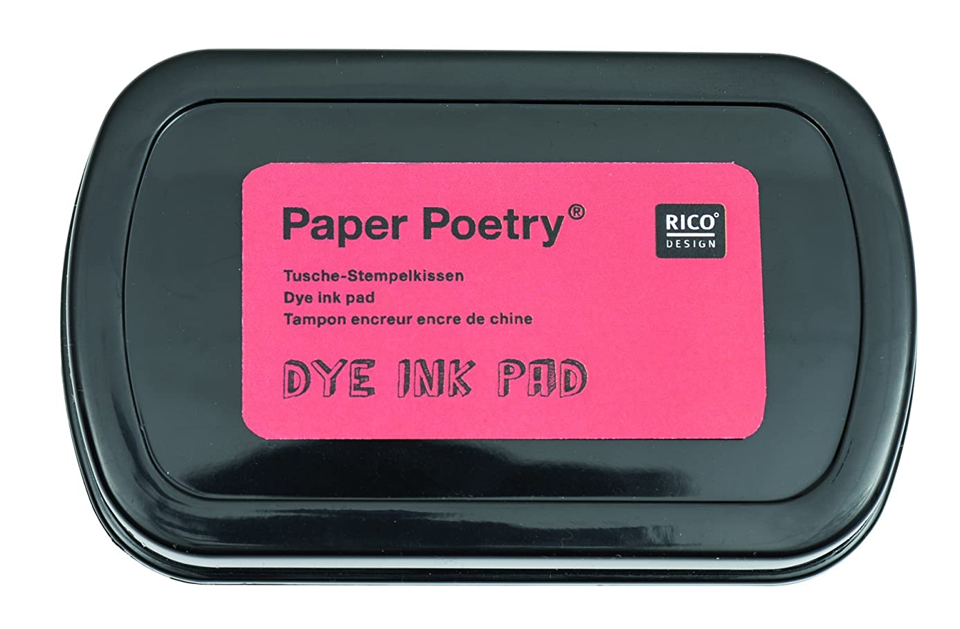 Rico Design Dye Ink Pad, Paint, Red