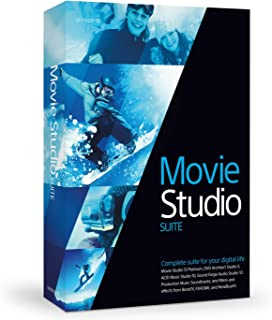Sony Movie Studio 13 Suite [OLD VERSION]