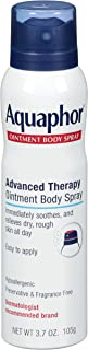 Aquaphor Ointment Body Spray - Moisturizes and Heals Dry, Rough Skin - 3.7 oz. Spray Can