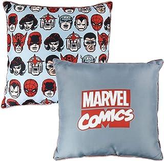 Marvel Cerda-Cushion Premium COJIN, Gris, 30x30 cm