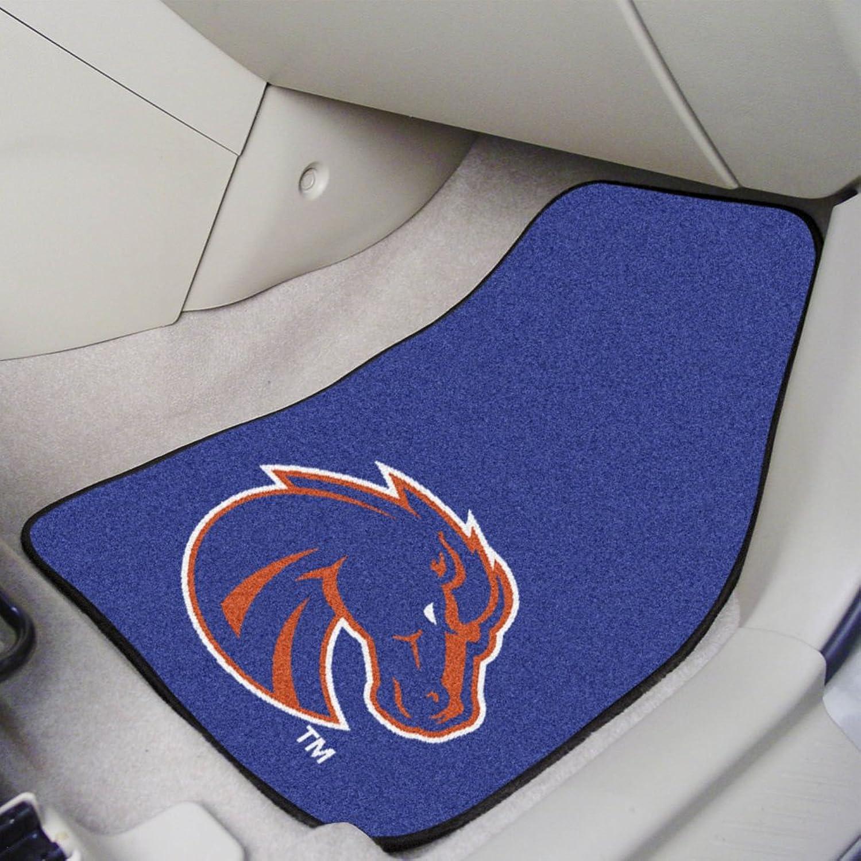 Fanmats Collegiate 18 x 27 in. Carpeted Car Mat