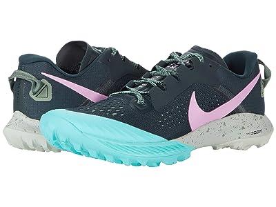 Nike Air Zoom Terra Kiger 6 (Seaweed/Beyond Pink/Spiral Sage) Women