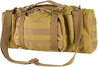 910103 Kiligear 3-Way Tactical Modular Deployment Bag - Tan,