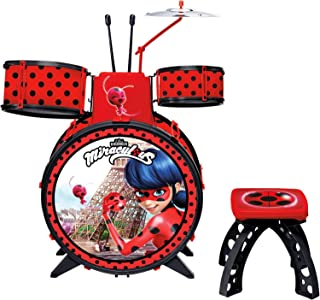 Bateria Infantil Ladybug Fun