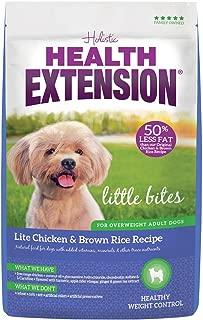 Health Extension Little Bites Lite Chicken & Brown Rice Recipe
