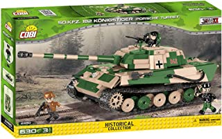 COBI Small Army PZKPFW VI Tiger II