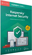 Kaspersky Internet Security 2019 | 3 Devices | 2 Years | PC/Mac/Android | Activation Key Card by Post