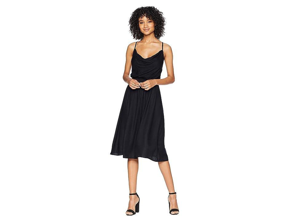 Volcom Mystic Mama Dress (Black) Women