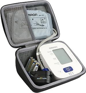 مورد مسافرتی سخت برای Omron 3 سری مانیتور فشار خون بازو بالا (BP710N) توسط Co2CREA