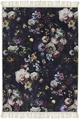 ESSENZA Rug, Nightblue, 120 cm x 180 cm