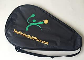 Pickleball Paddle Racket Cover and Carry Bag