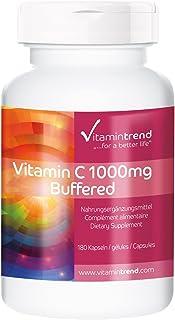 Vitamina C 1000mg–Buffered Vitamin C– Ascorbato