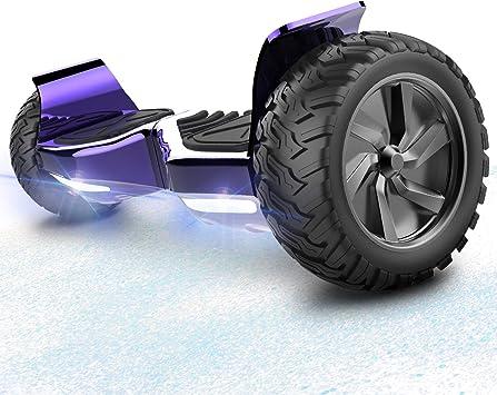 RCB Hoverboards Scooter Eléctrico de Auto-Equilibrio ...