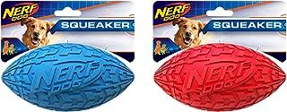 Nerf Dog Tire Squeak Football
