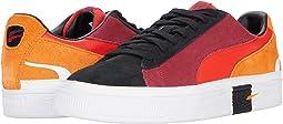 Puma Black/Jaffa Orange/Rhubarb