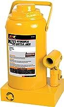 Performance Tool W1636 30-Ton (60,000 lbs.) Heavy Duty Hydraulic Bottle Jack   Lift Range: 11-1/4