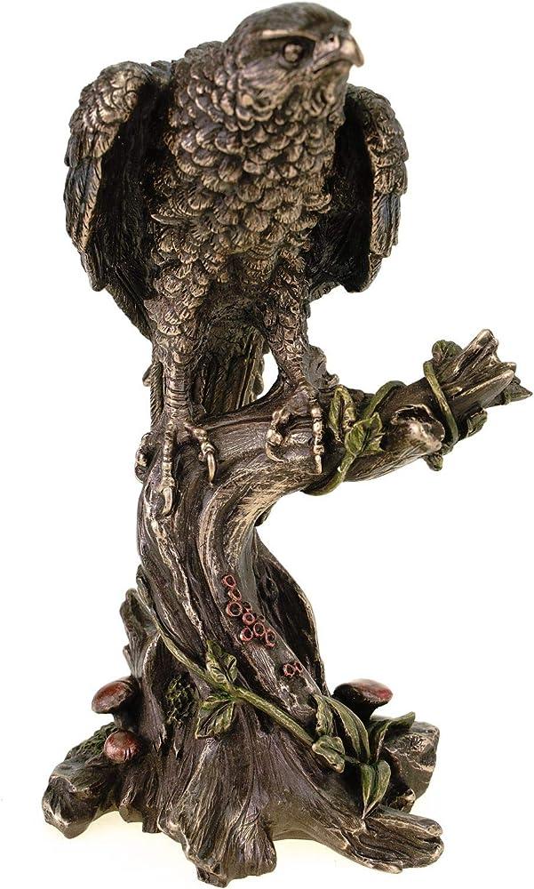 Veronese falco statuetta