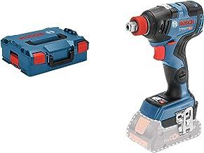 Bosch Professional GDX 18V-200 C Llave de impacto a batería, 200 Nm, tornillos hasta M16, sin batería, en L-BOXX, 18 V