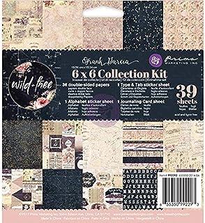 Prima Marketing Collection Kit, Multi-Colour, 15.49 x 17.78 x 0.88 cm