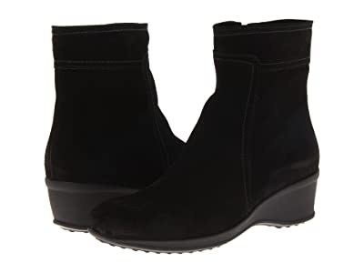 La Canadienne Finley (Black Suede) Women
