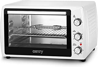 Camry CR6008 - Horno sobremesa, 2000 W, color blanco