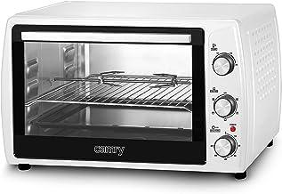 Camry cr6008–Four bureau, 2000W, Couleur Blanc