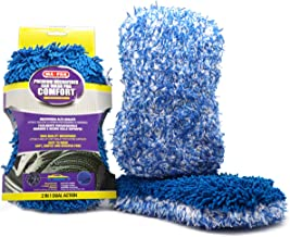 Mafra, Comfort Car Wash Pad, Panno in Microfibra con Doppia Azione, Deterge e Attira lo Sporco, per una Pulizia Profonda della Carrozzeria