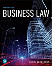 Business Law (What's New in Business Law) PDF