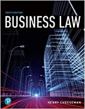 Business Law (10th Edition) (What's New in Business Law)