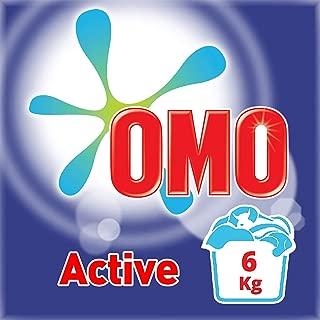OMO Active Laundry Detergent Powder, 6Kg