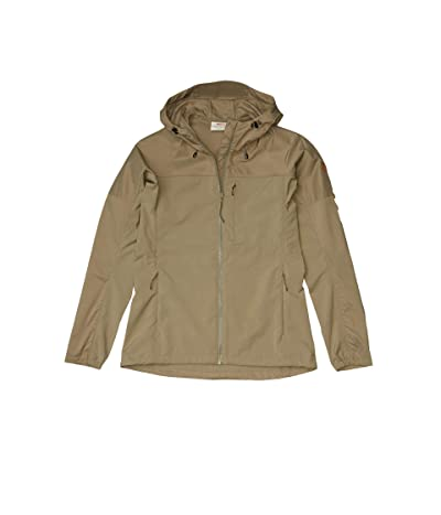 Fjallraven Abisko Midsummer Jacket (Savanna/Light Olive) Women